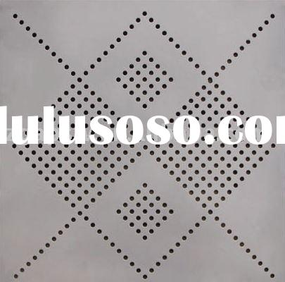 aluminum perforated metal mesh sheet