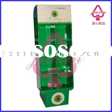 cardboard display rack,carton promotion display stand,cookies display stand,display cabinet