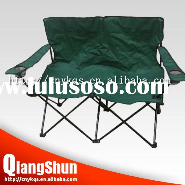 foldable double camping chair