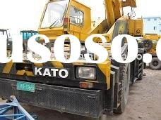 good Kato used crane KR-45H-V