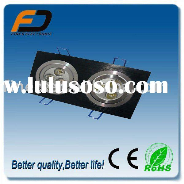 high power 6w led ceiling lamp