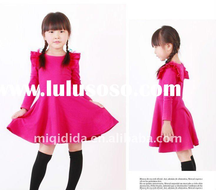 in stock items/baby frock dress/3-12years old/latest design