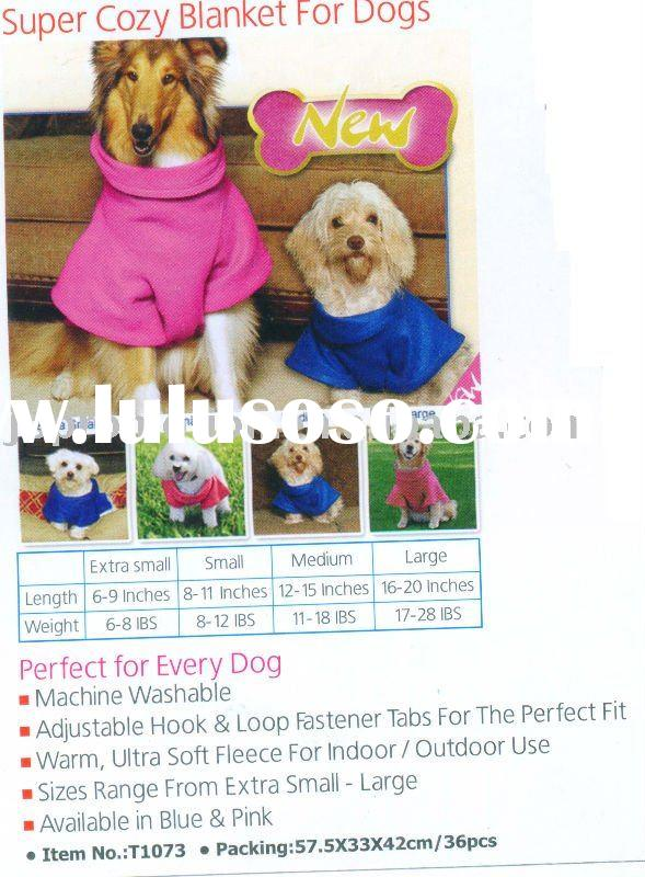 super Cozy Blanket for dog,As seen on TV,Pet supplier