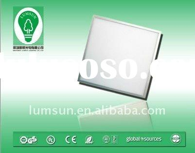 warm white led panel light 600x600mm