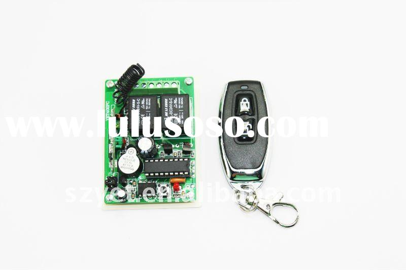 12V/24V Two-way wireless smart receiver controller