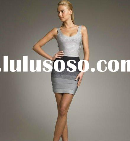 2011 New Fashion dress designer dress bandage dress/skirt Order/Wholesale/Retail/Free Shipping