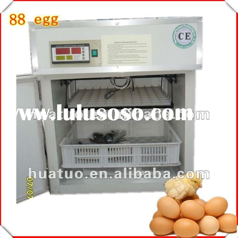 2012 Hot Selling 88 egg/Automatic Cheap Bird Incubator-quail,parrot,emu,reptile egg ZYA-3