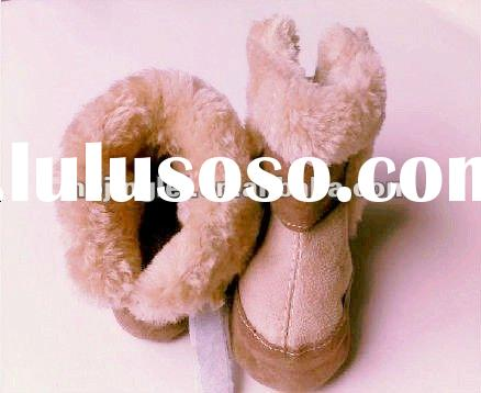 2012 hot baby warm shoes for winter cute shoes baby items