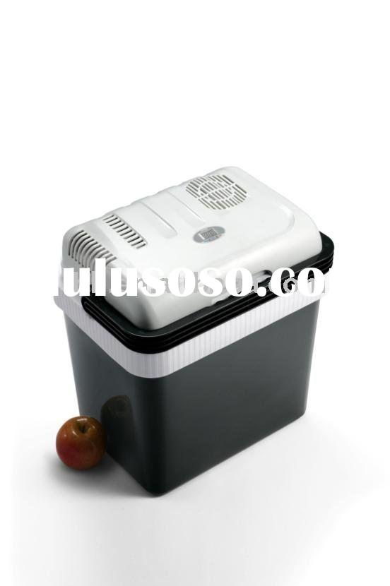 24L Car Cooler box (Cooler & Wamer)