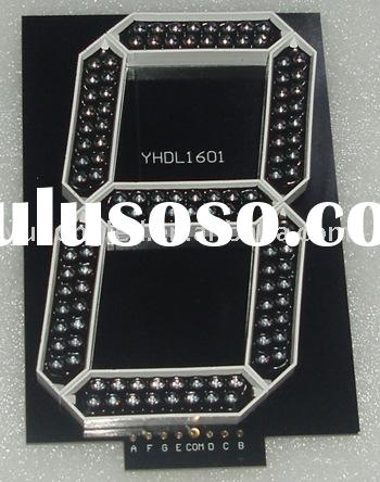 "6"" Outdoor Seven Segment LED Display"
