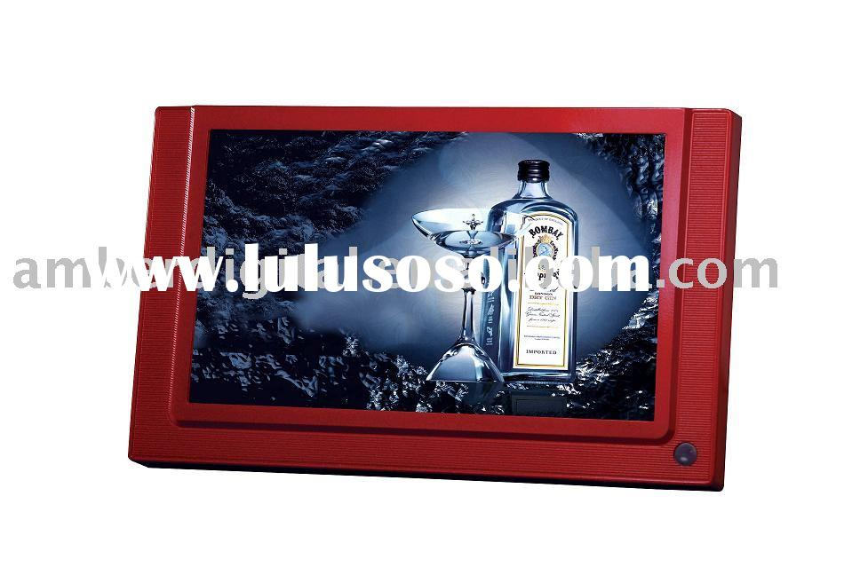 "7 ""LCD screen advertising,in-store advertising player,Advertising Display Monitors,Digital Sign"