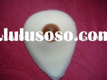 Artificial breast,silicone breast pad,silicone bra pad,silicone breast enhancer,operative breast