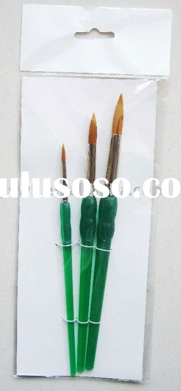 Artist brush paint brush