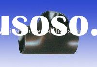 Carbon Steel Butt Weld Seamless Pipe Tee ASME ASTM ANSI B16.9