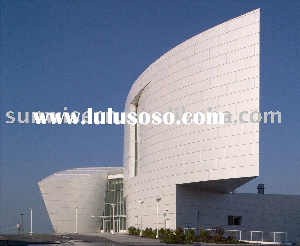 Curtain Wall Material with Composite Aluminum Board/Sheet/Panel