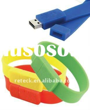 Customized silicone USB Flash Drive