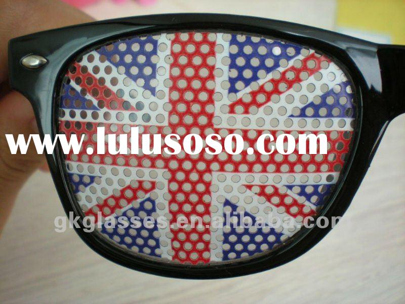 Dioptric Pinhole Glasses With Ostiole Lens,sticker on lens,printing logo on lens glasses