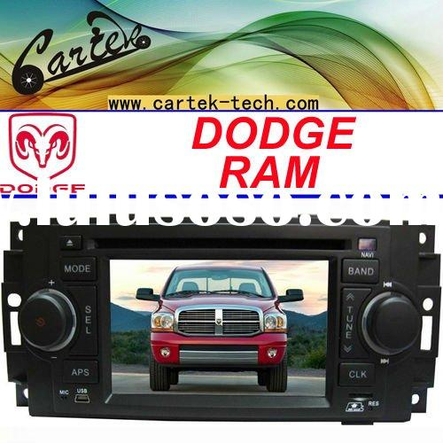 Dodge RAM Car Radio