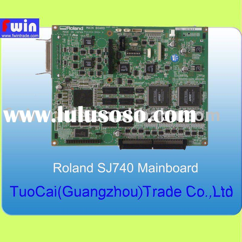 Economic! roland printer spare parts spare part of dx4