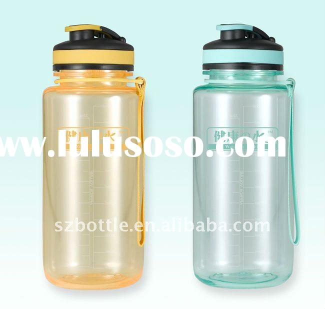 Food grade plastic 1 liter bottles (SQ1000.01KDL)