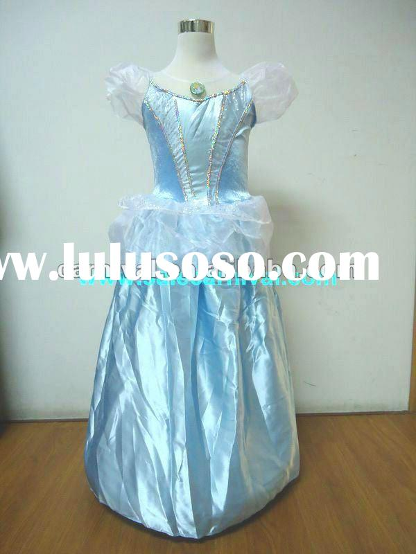 Girl Princess Kids Fancy Dress Costumes BSCC-1307