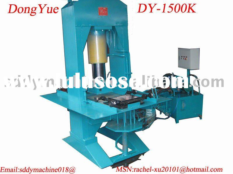 HOT Selling!!! DY-1500K color paver block machine (DONGYUE BRAND)