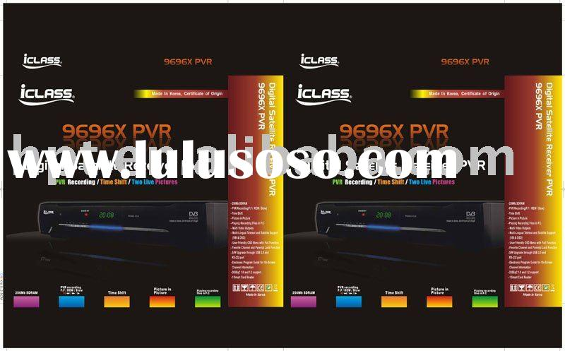 I CLASS 9696XPVR receiver satellite receiver for Iran /Iraq market