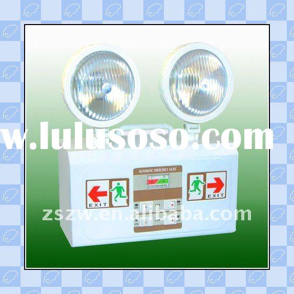 LED emergency light/Rechargeable emergency Exit Sign/Fire Safety 3.6v Fire emergency light