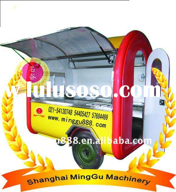 Mobile Food Carts(CE & ISO9001 Approved ,Manufacturer )