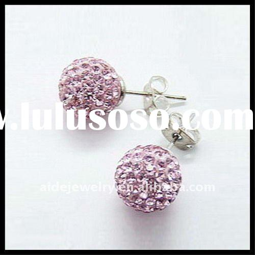 NEW! Hot Sales Fashion silver Earring