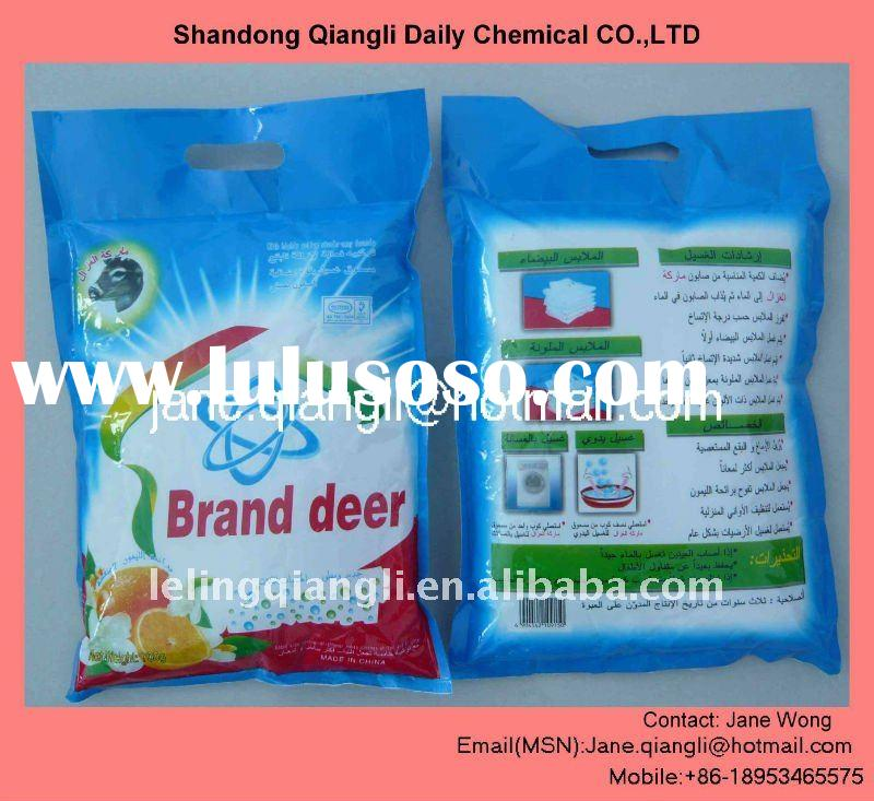 OEM High effective and quality laundry detergent/Detergent powder