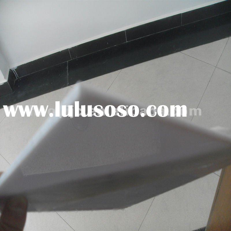 Polycarbonate Plastic Sheet For Sound Absorption Sound