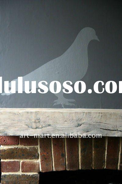 Pigeon Wall Stickers, Bathroom Wall Tile Stickers