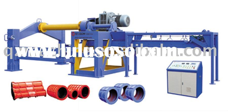 QGM high quality concrete pipe machine