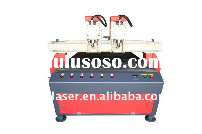 SW. RL1325 3D CNC router, wood carving machine