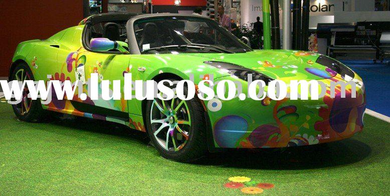 Self Adhesive Vinyl for car wrap