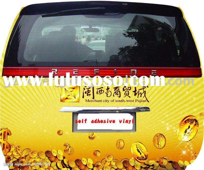 Self Adhesive Vinyl (for car wrap)