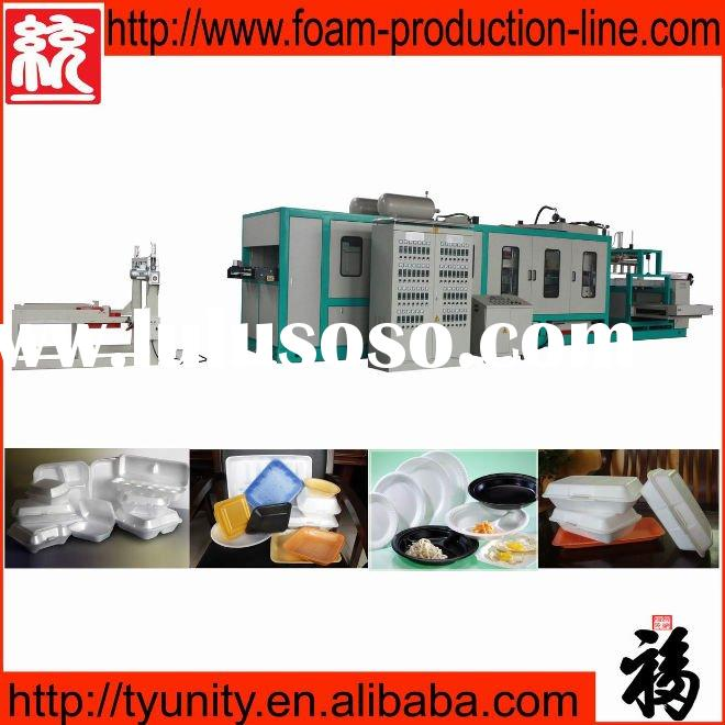 TY-1040 Vacuum Forming Machine For Food Container