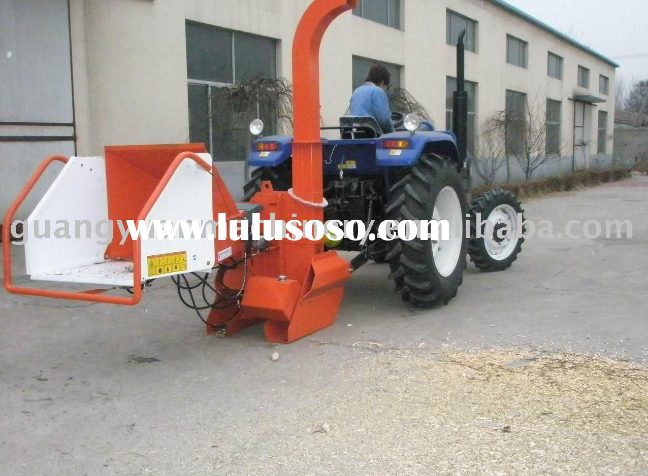 Tractor Wood chipper PTO Wood chipper