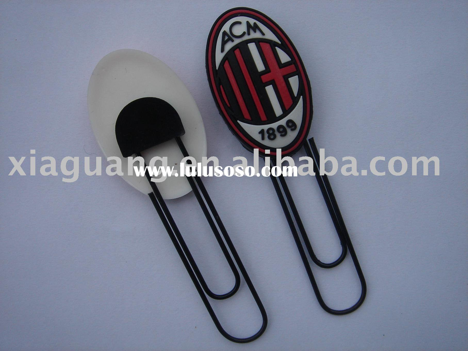 (Factory Direct Sale) 2011 Hot Sell Easy use---Plastic and Funny Unique Soft 3D PVC Clip