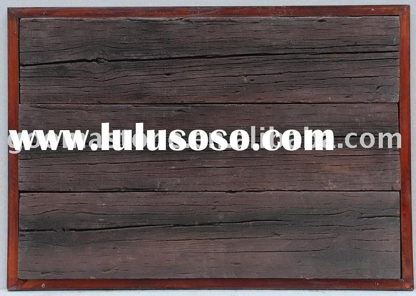 artificial wood cement board stone for wall or floor