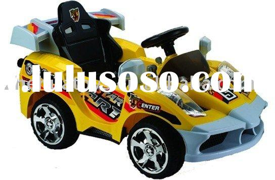 battery operated children car toy with remote control