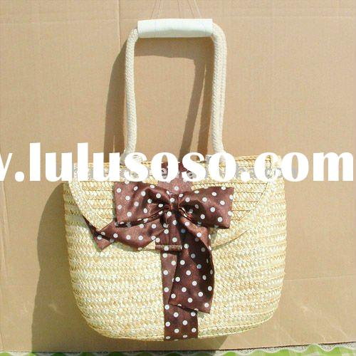 cotton braided rope for straw bags handle