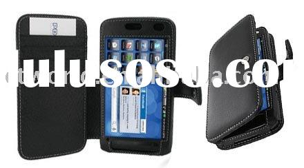 leahter case for Dell streak mini tab shell light weight and durable