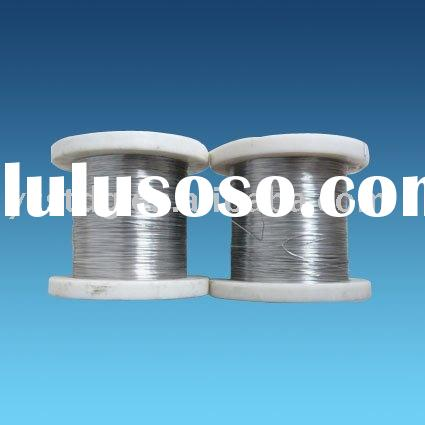 nickel chrome resistance alloy wire