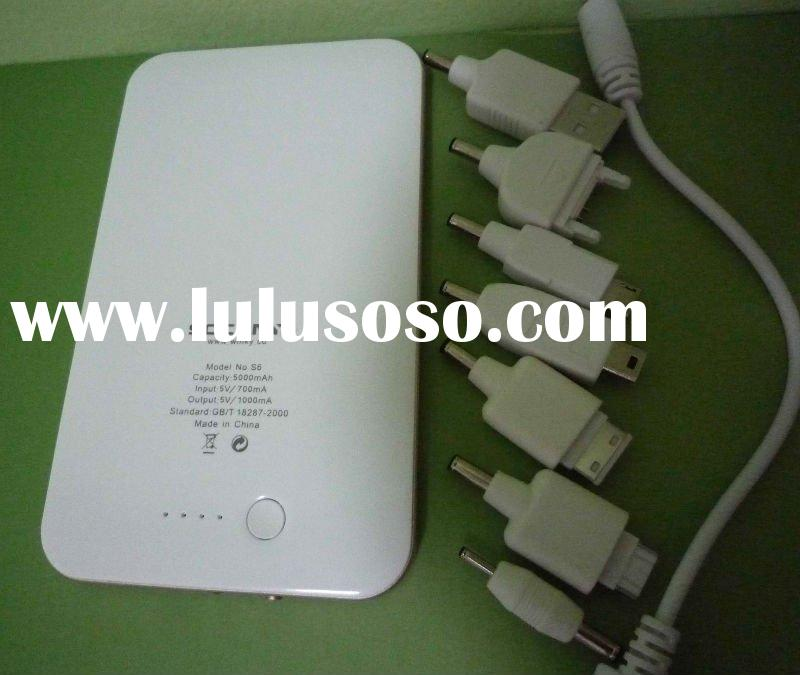 rechargeable external battery charger mobile phone High quality Factory supply