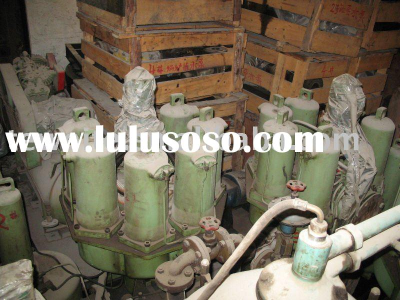 second hand MAN marine HFO generator set