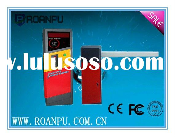 vehicle access control and parking system traffic barrier gate