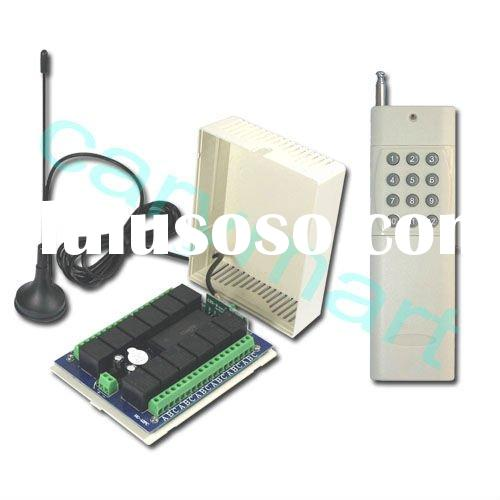 12 Channel DC Power 2000M Long Range Wireless Remote Control Switch Transmitter & Receiver