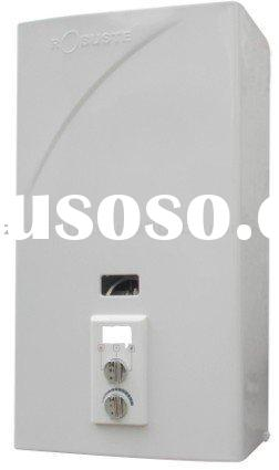 16L flue type gas water heater